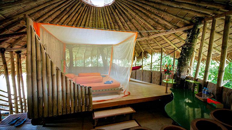 Reisetipp für Borneo: Bukit Raya Guesthouse