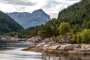Die Schifffahrt über den Sognefjord ist ein Genuss für die Sinne.