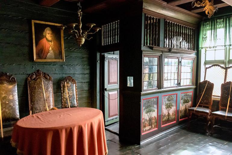Das Hanseatische Museum in Bergen.
