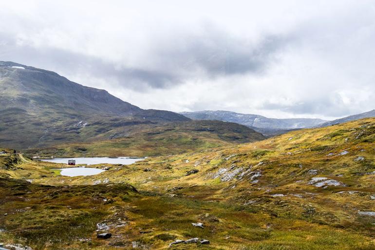 Vikafjell Hütte
