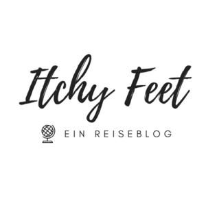 Itchy Feet Logo