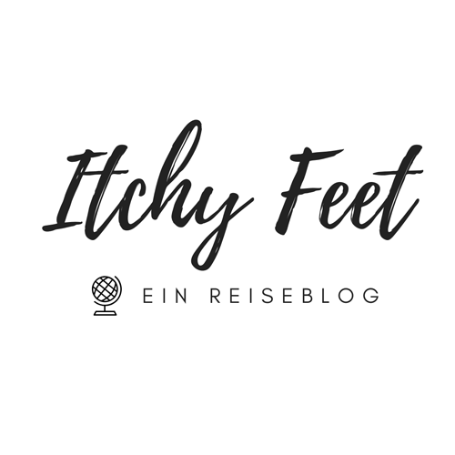 Itchy Feet Logo