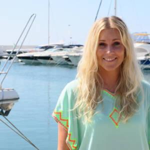 Reisebloggerin Nina Zasche