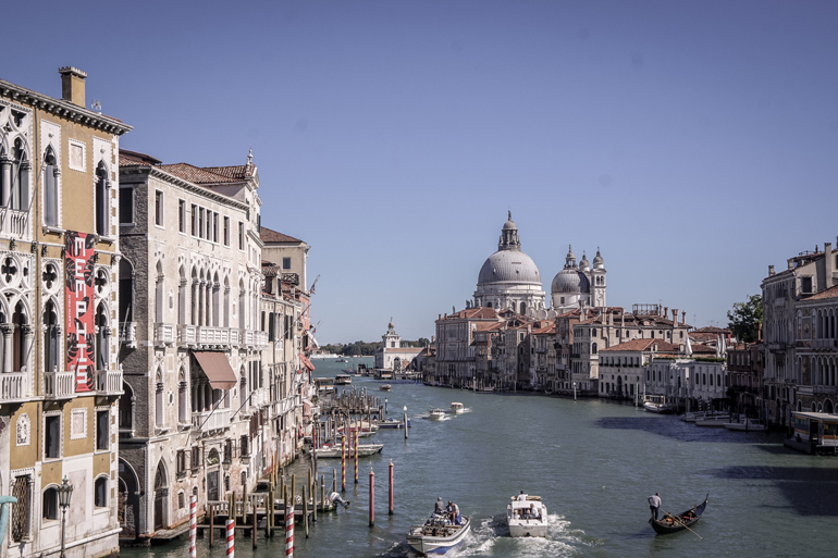 Venedig: Bilderbuchstadt
