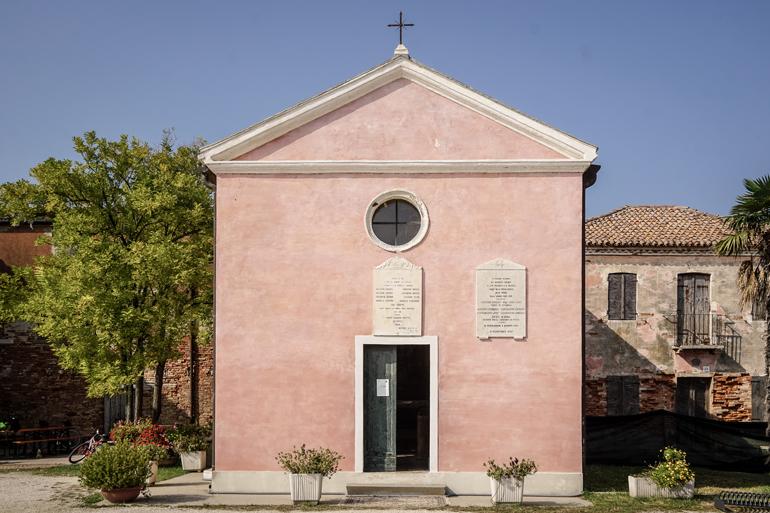 Venedig: Lio Piccolo Kirche