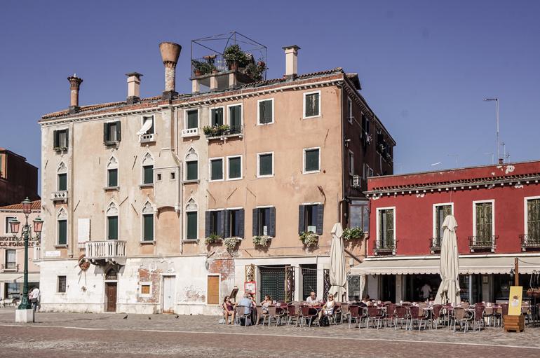 Venedig: Castello