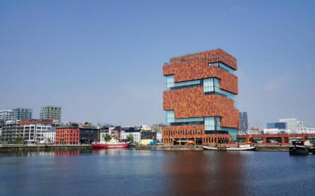 Belgien: Antwerpen
