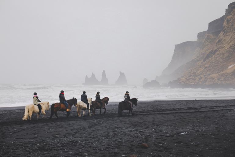 Island: Reittour
