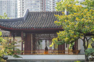 Vancouver: Chinesischer Tempel