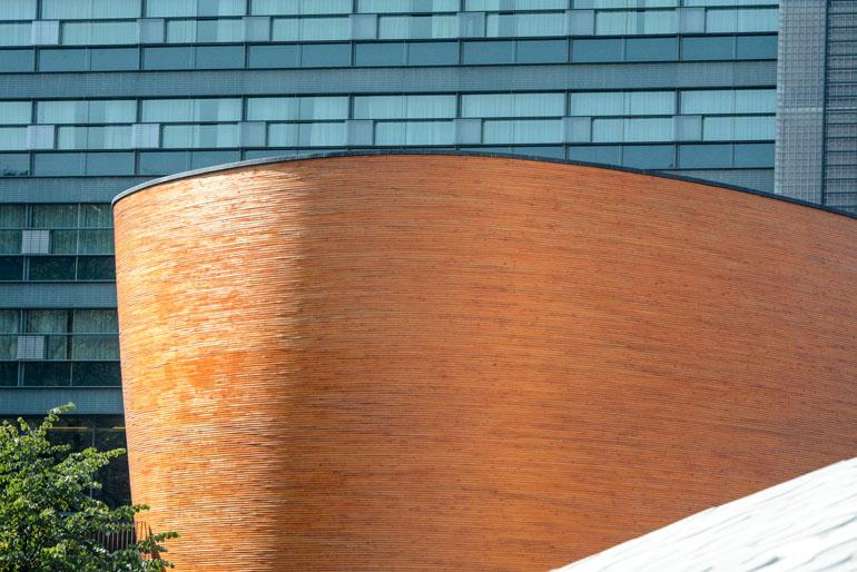 Helsinki: Außergewöhnlichen Architektur.