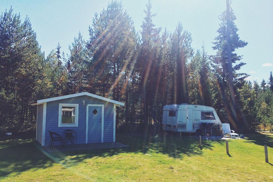 Campingplätze: Campingplatz Mittelschweden