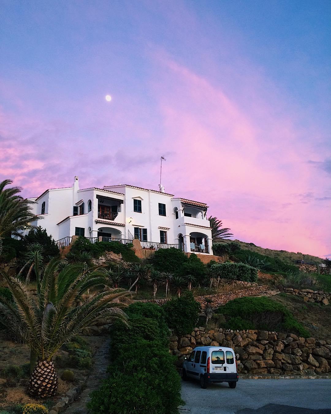 Selbstverpflegung in eigener Unterkunft:Ferienhaus Menorca