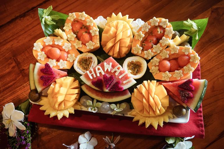 Hawaii: Früchte
