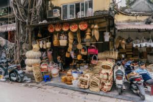 Hanoi, Vietnam: 36 Gassen