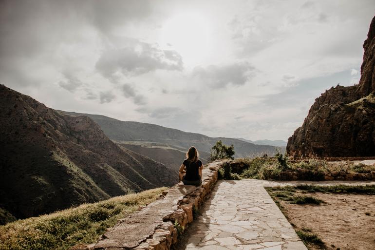 Armenien Panorama
