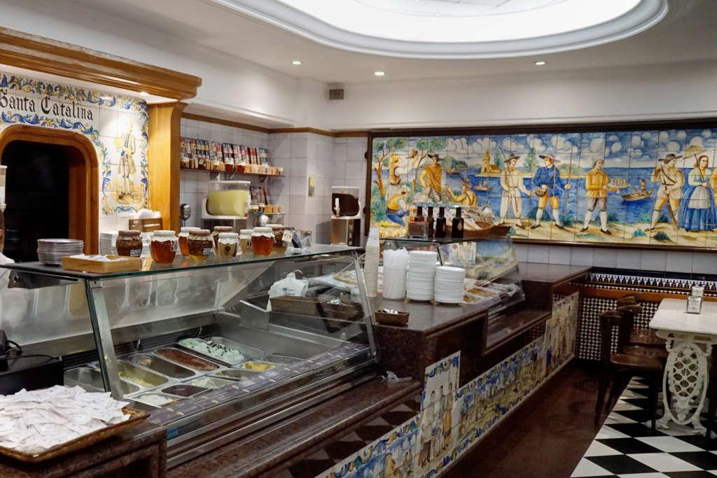 Das Horchatería Daniel ist ein kleines Café in Valencia und ein grüner Geheimtipp.