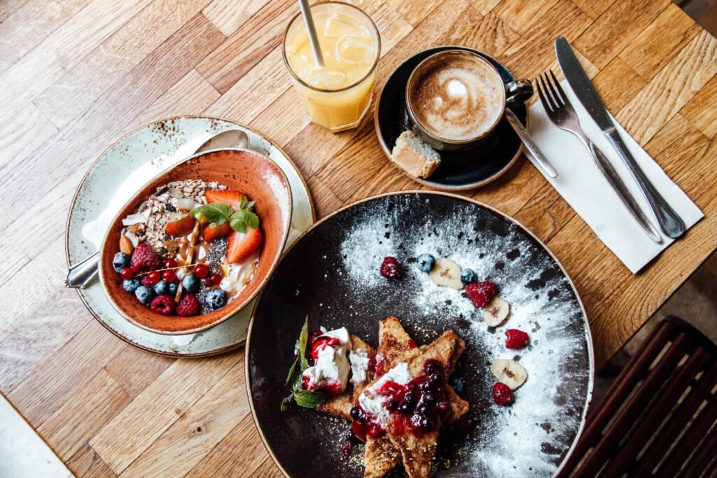 Das Ćiri Biri Bela Restaurant ist Sarahs Tipp für ein ausgiebiges Frühstück in Split.
