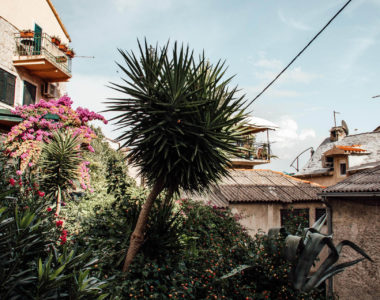 Das Viertel Varos ist weniger touristisch und gibt einen Einblick in das Leben der Einwohner Splits.
